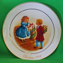 "1984 Avon Christmas Memories Collector Plate ""C... - $3.95"