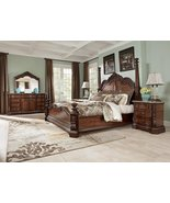 Signature Design by Ashley Ledelle Bedroom Set ... - $2,999.99