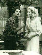 Judith Light Tony Danza Who's The Boss ? B/W 8X10 Photo WB-328 - $14.84
