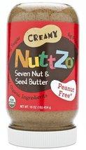 Nuttzo - Organic Creamy Peanut Free Multi-Nut B... - $174.63