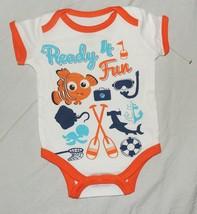 New Disney Baby Finding Nemo Sizes 0 to 9 M Fish Dory Ready 4 Fun Pixar ... - $9.99