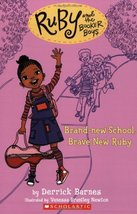 Ruby and the Booker Boys #1: Brand New School, ... - $1.95