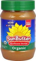 SunButter Organic Sunflower Butter -- 16 oz - 2 pc - $27.19