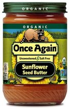 Once Again Organic Sunflower Seed Butter Unswee... - $27.79