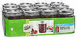 Ball 12PK 8OZ Jelly Jar - $22.27
