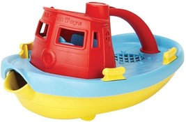 Green Toys My First Tug Boat, Red - $23.10