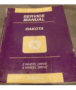 1996 DODGE DAKOTA TRUCK Service Repair Shop Workshop Manual OEM Factory Mopar - $18.80
