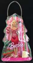 Barbie Holiday Wishes Gift Set Red Dress NIP - $15.80