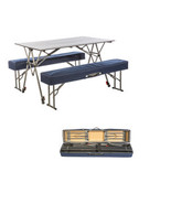 Kamp-Rite Kwik Set Table with Benches - $249.99