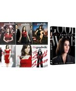The Good Wife All Seasons 1-7 1 2 3 4 5 6 7 DVD... - $57.00