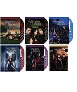Vampire Diaries : All Seasons 1-6 ( 1 2 3 4 5 6... - $56.00