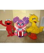 Elmo Sesame Street WOOD Stande 3 feet  - $49.99