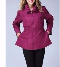 Jerry T Berry Dark Pink Light Jacket XL 18 20 SR 7061 New NWT - $37.19