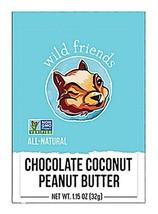 Wild Friends Peanut Butter Squeeze Pack Chocola... - $10.29