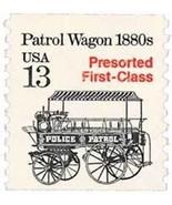 1988 13c Police Wagon Scott 2258 Mint F/VF NH - €0,85 EUR