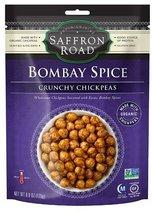 Saffron Road Crunchy Chickpeas Gluten Free Bomb... - $16.17