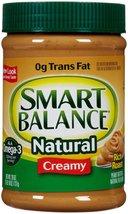 Smart Balance Rich Roast Peanut Butter-Creamy-2... - $10.82