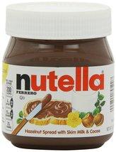 Nutella Hazelnut Spread, 13 Ounce Plastic Jar - $9.79