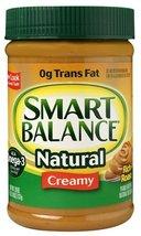 Smart Balance Natural Peanut Butter Creamy -- 2... - $22.64