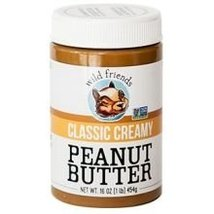 Wild Friends Classic Creamy Peanut Butter, 16 O... - $57.38