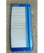 Fiskars Cutting Board Cut Ruler Measurement Measuring Project Craft Draf... - £19.03 GBP