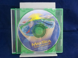 Max Sea Navigator GPS Navigation Software Disc ... - $25.00