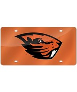NCAA Rico Tag Express Oregon State Beavers Acrylic Laser Tag License Plate - $18.95