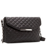 Chain crossbody women faux leather handbags Shoulder Messenger - £8.89 GBP
