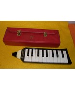 Vintage Hohner Melodica With Case - Made In Ger... - $80.00