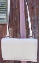 Coach Avery SV Pearl Leather Crossbody Bag Wall... - $106.43