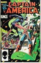 Captain America #301 (1968) - 7.5 VF- *All Good Things/Avengers*  - $6.92