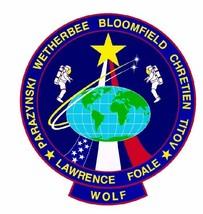 STS-86 Nasa Atlantis Sticker M546 Space Program - $1.45+
