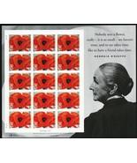 3069a, MNH 32¢ Georgia O'Keefe Complete Imperforate Pane ERROR - Stuart ... - $650.00