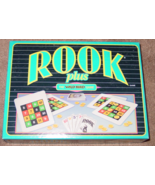 ROOK PLUS THE WILD BIRD CARD CHIPS GAME PARKER BROTHERS 1994 COMPLETE EX... - $15.00
