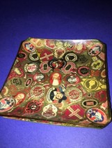 Collage of Cigar Labels Ashtray - $14.85