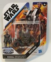 Star Wars Mission Fleet - Darth Maul 2.5  Action figure NEW Hasbro  - $8.79