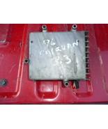 USEDTRANSMISSION CONTROL MODULE DODGE CARAVAN 1996 4686476 TCU TCM OEM - $27.34