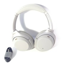 Sony WH-1000XM3 Noise Canceling Headphones Over-Ear WH1000XM3 Beige FREE... - $239.90