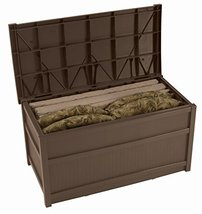 Home Organization Storage Boxe Suncast DB5000B Deck Box 50 gallon Lawn &... - $74.95