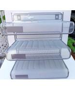 3 Tier Office Desk Shelf Unit Mesh Desktop Docu... - $17.82