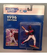 1996 Starting Lineup Superstar Collectible Figure Eddie Murray - $9.75