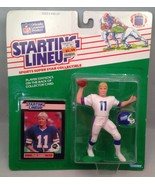 1989 Starting Lineup Superstar Collectible Figure Phil Simms - $9.75