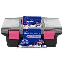 Apollo Precision Tools DT9773P Household Tool Kit with box Pink 53Piece - $775,69 MXN