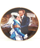 Gone with the Wind Collectors Plate Question Of Honor Bradford Exchange ... - $49.95