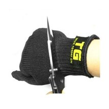 Protective Gear Glove Stainless Steel Wire Mesh Gloves idoutdoor 10-1 On... - $19.15