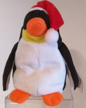 Ty B EAN Ie Babies Collectible – Zero The Christmas Penguin – Retired - Mwmt - $13.12