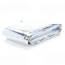 New Insulated Survival Mat for Camping Outdoor ... - $5.43