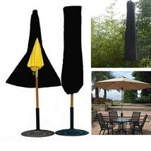 Outdoor Yard Garden Umbrella Parasol Cover Zipp... - $27.41