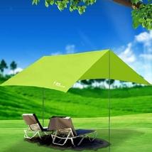Outdoor Sunshade UV Waterproof Camping Canopy S... - $64.63