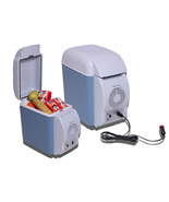 7.5L Car Refrigerator Cooler Mini Portable Free... - £64.25 GBP